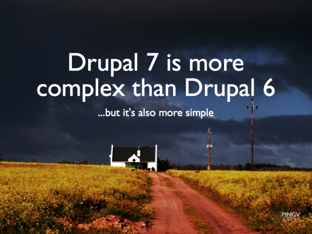 Drupal 7 is here!