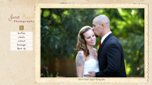 Janet Rayne Photography Website